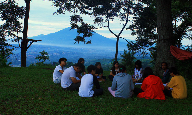 Outbound Training in Bogor