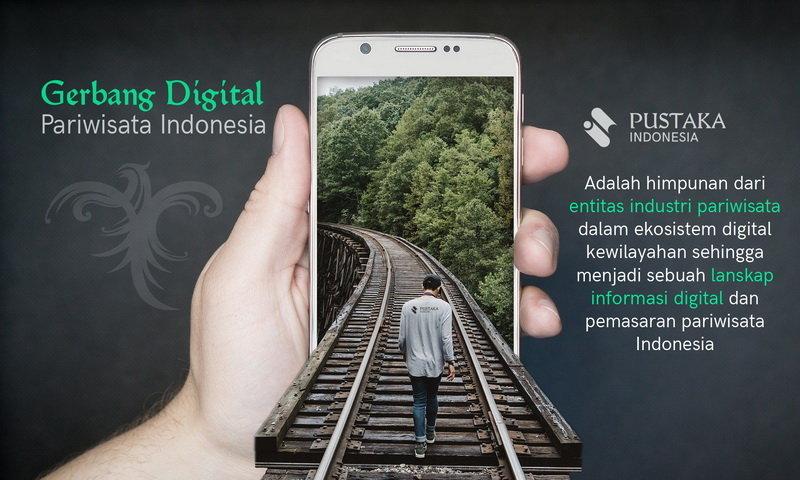 Gerbang Digital Pariwisata Indonesia
